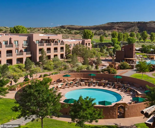Quarantine: The ladies are said to be on site at theHyatt Regency Tamaya Resort and Spa in New Mexico along with the cast and crew, with a season lead that has been purported to be Thurston