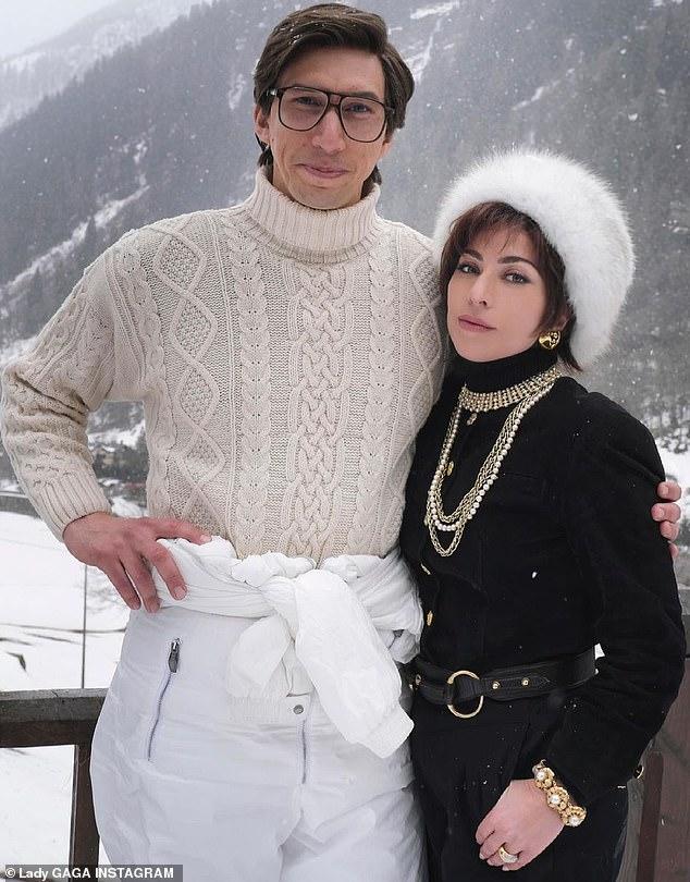 'Signore e Signora Gucci':Lady Gaga takes a starring role in the drama about the 1995 assassination of Italian businessman Maurizio Gucci (Adam Driver) by his ex Patrizia Reggiani