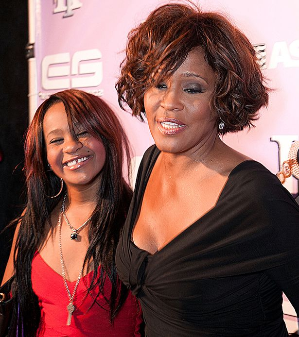 Whitney Houston and her daughter Bobbi Brown had attended a pre-Grammys party just days before her death