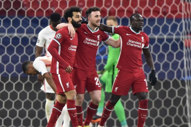 Liverpool have still be on good form in the Champions League