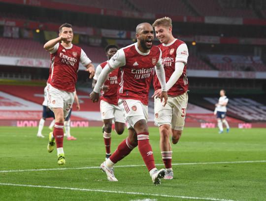 Arsenal v Tottenham Hotspur - Premier League