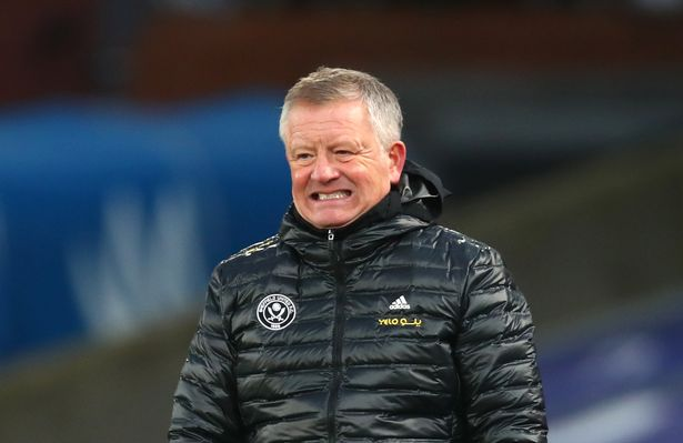 Chris Wilder's Sheffield United exit was confirmed on Saturday night