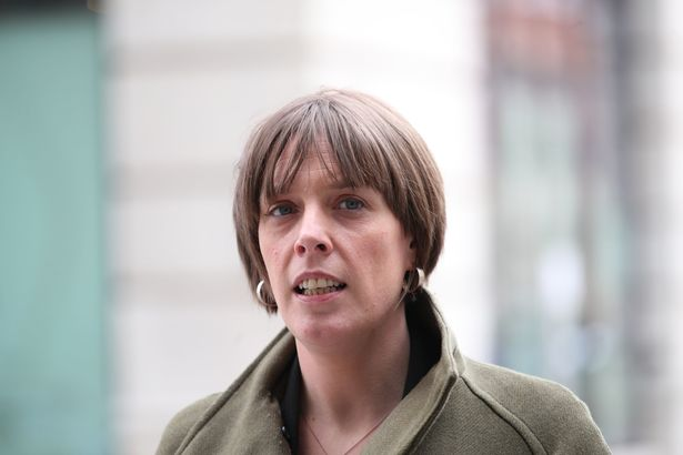 "Shadow Home Office Minister Jess Phillips accused the Government of ""dropping the ball"""