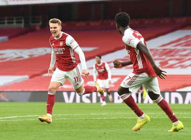 Martin Odegaard has made an instant impact