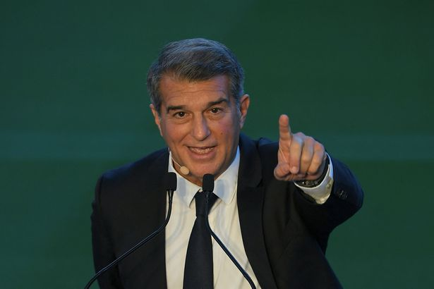 Their president Joan Laporta is clearly a fan of the idea of a Super League