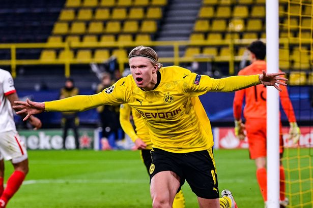 Erling Haaland is now the player Man United are desperate to sign