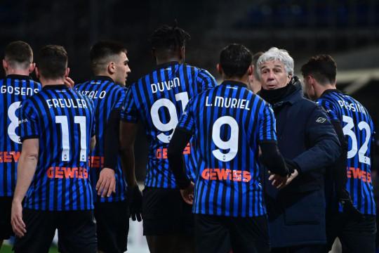 Atalanta head coach Gian Piero Gasperini has been identified as Juventus' next boss