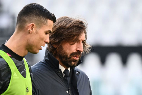 Juventus have backed both Cristiano Ronaldo and Andrea Pirlo to be at the club next season