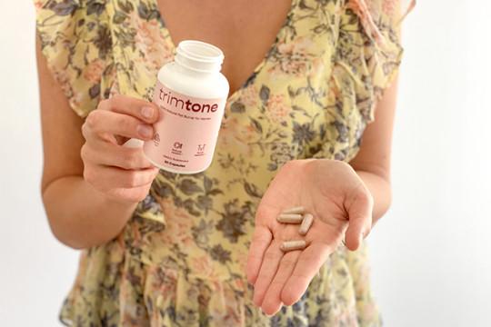 Trimtone capsules