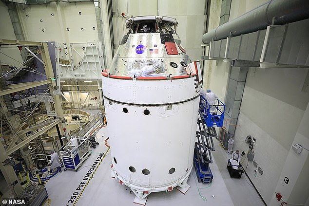 In 2024, six men and women will board Orion for the historic Artemis III mission, the first crewed Moon landing since 1972