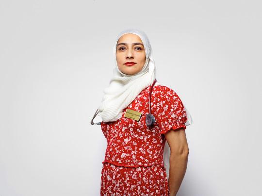Dr Farzana Hussain (Picture credit: RANKIN)