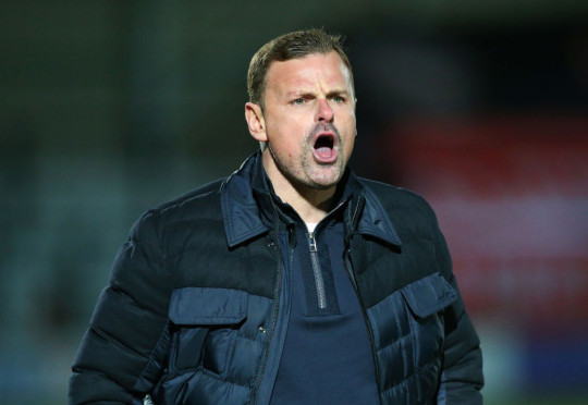 Richie Wellens was sacked by Salford City earlier this week