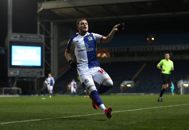 Harvey Elliott has been a standout performer at Ewood Park