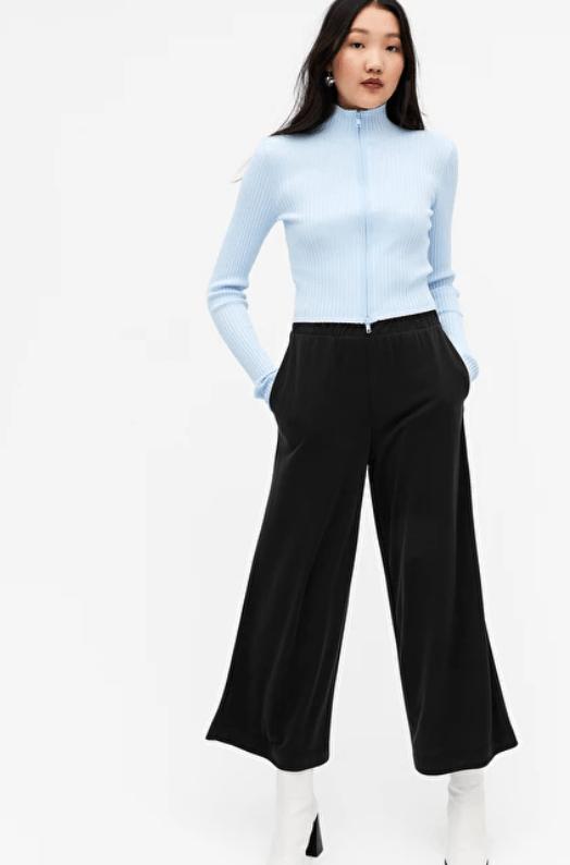 Super-soft trousers-