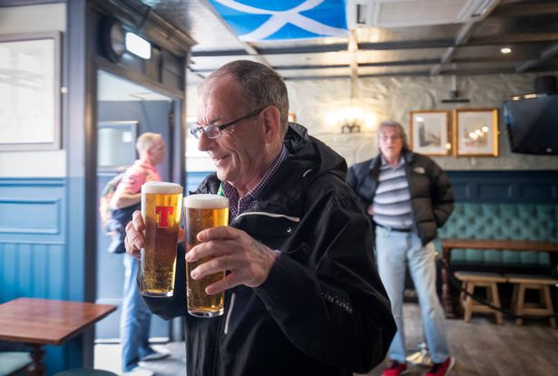Pubs will be allowed to open to serve customers outside from April 12