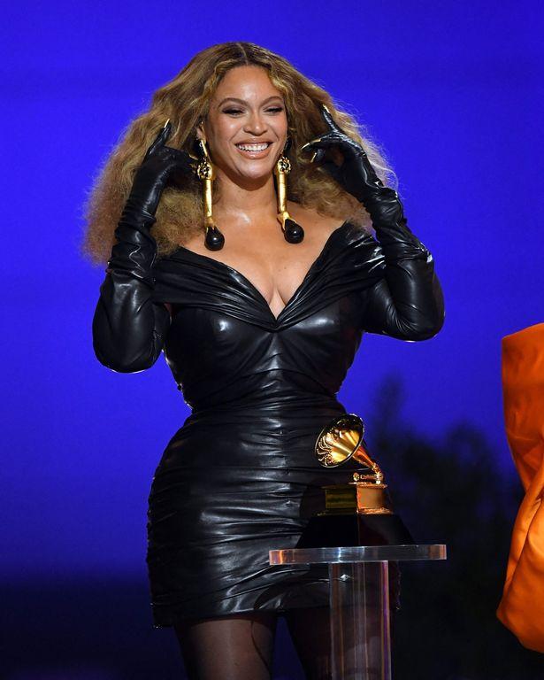 Beyonce picks up her 28th Grammy award
