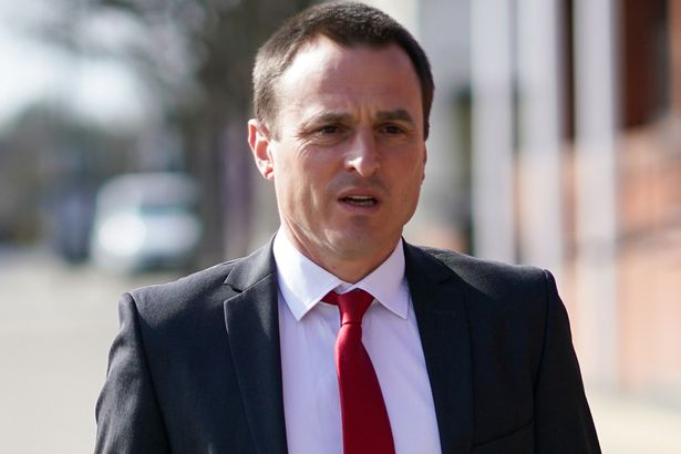 Dr Paul Williams, Labour Party candidate for Hartlepool