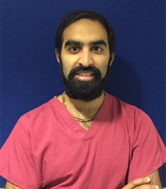 Dr Vinod Patel, a consultant oral surgeon at Guy's and St Thomas' NHS Foundation Trust, led the study and said he hoped the findings would motivate other cancer specialists to take on the treatment