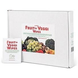 Veggi Wash¿s Fruit + Veggi Wipes