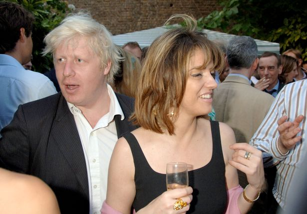 Boris and Petronella had a four-year affair when he was her editor at the Spectator