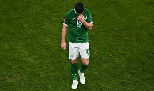 Republic of Ireland are bottom of their World Cup qualifying group with no points