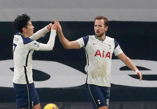 Tottenham will hope Harry Kane's goals can fire them into the top four