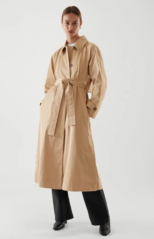 Trench coats for spring