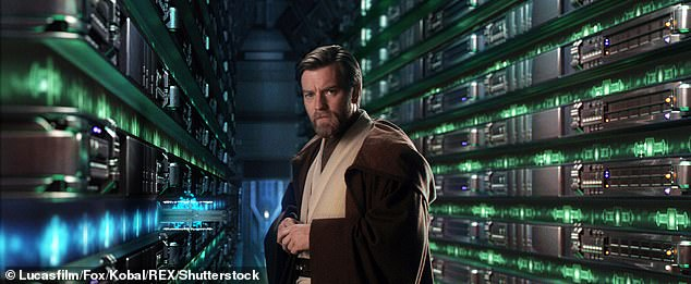 'Rematch of the century':The upcoming series event will take place 10 years after Star Wars: Revenge Of The Sith, and will see Obi-Wan square off against Anakin Skywalker