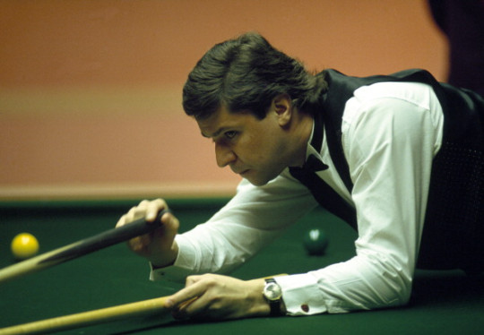 Tony Knowles - World Snooker Championship