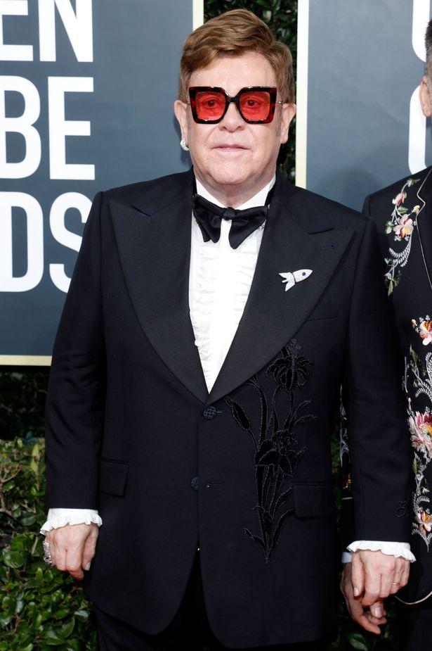 Sir Elton revealed his love for Marmite