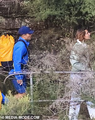 Heading abroad: It comes after a well-placed source revealed that Zac is preparing to fly to North America in May with his Australian girlfriend, Vanessa