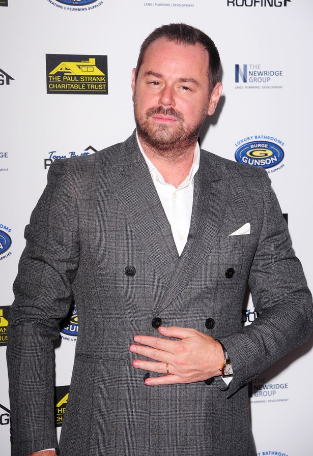 Danny Dyer has revealed that he suffers from a swollen testicle due to a hydrocele