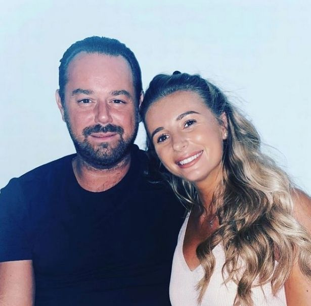 Danny Dyer was speaking on his podcast with daughter Dani