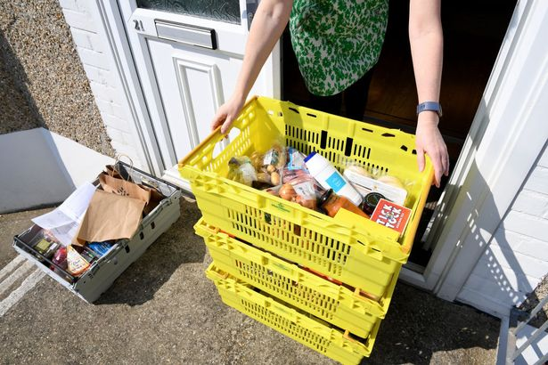 Supermarket delivery slots will remain until June 21