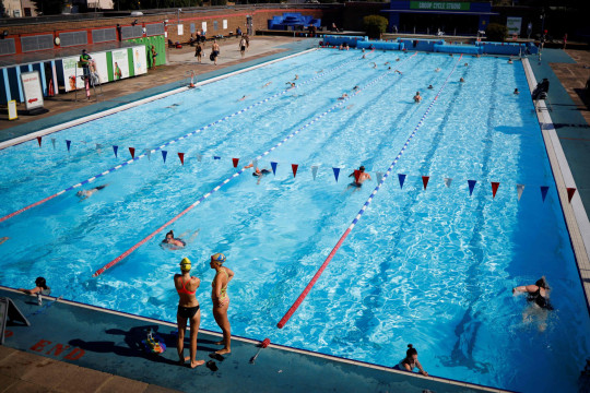 London's best outdoor pools, ponds, and lidos