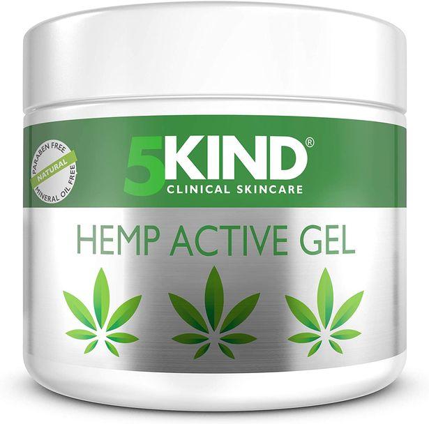 Hemp Joint & Muscle Active Relief Gel