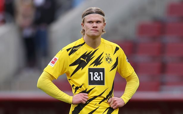 Erling Haaland could command a world record fee