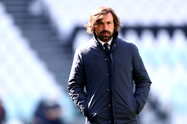 Andrea Pirlo and Juventus are set to miss out on the Serie A title