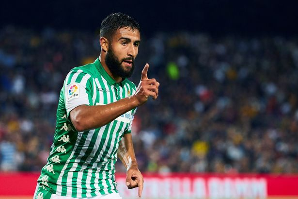 Nabil Fekir remains on Arsenal's radar