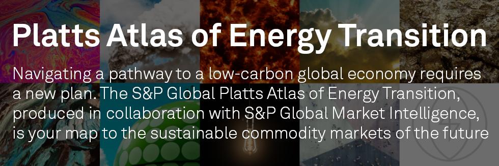 Platts Atlas of Energy Transition
