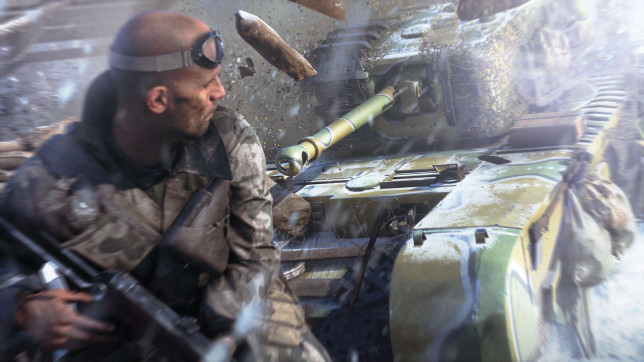 Battlefield V - it could have been another story if it had battle royale