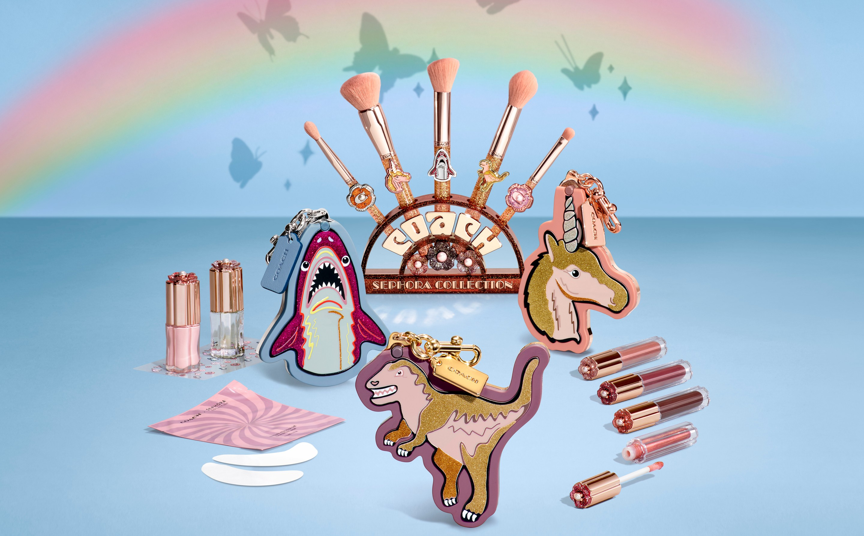 Coach links with Sephora for exclusive makeup collaboration