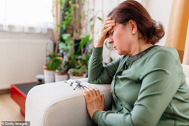 While it can be normal with blood pressure medications to feel faint, particularly at the start of treatment or when getting out of bed, that doesn't mean it should be dismissed – quite the opposite, writes Dr Ellie (file photo)