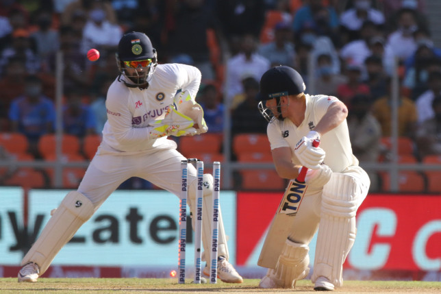 England's batsmen had no answer to the spin bowling of Axar Patel in the third Test