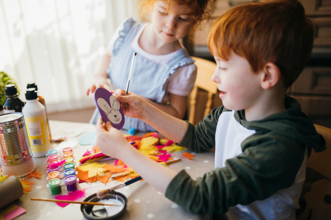 Easter Arts and Crafts
