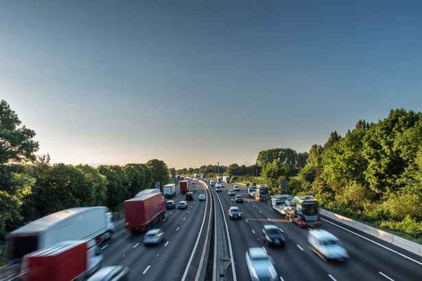 There's no legal limit on how far you can travel in England - but don't stay overnight