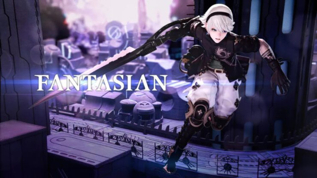 Fantasian key art