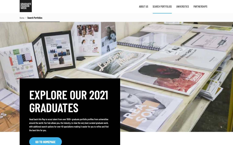 Graduate Fashion Foundation unveils new digital platform