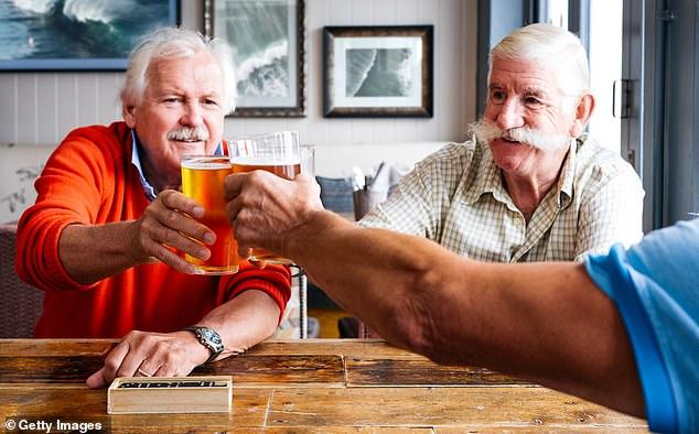 For men, how often they talk to someone has ¿absolutely no effect¿ on the likelihood of the friendship surviving, according to new research