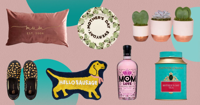 homeware gifts for mums on mother's day